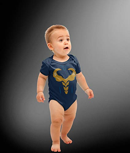 Baby Comic Wasp Superhero Cosplay Costume]()