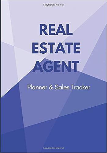Real Estate Agent Planner & Sales Tracker: Start Your Real Estate