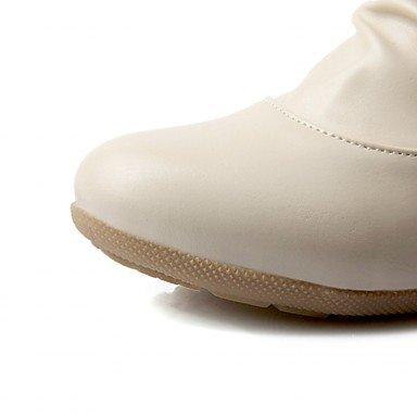 CH&TOU Da donna-Sneakers-Matrimonio Ufficio e lavoro Formale Casual Serata e festa-Stivali alla cowboy Stivali da neve Stivali da cavallerizza , brown , us8 / eu39 / uk6 / cn39
