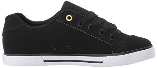 Dc Femmes Chelsea Se Chaussure De Skate Noir / Or