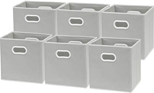 Pack SimpleHouseware Foldable Storage 12 Inch