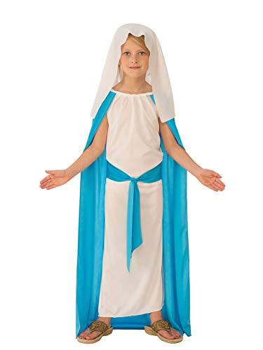 Girls Mary Costume -