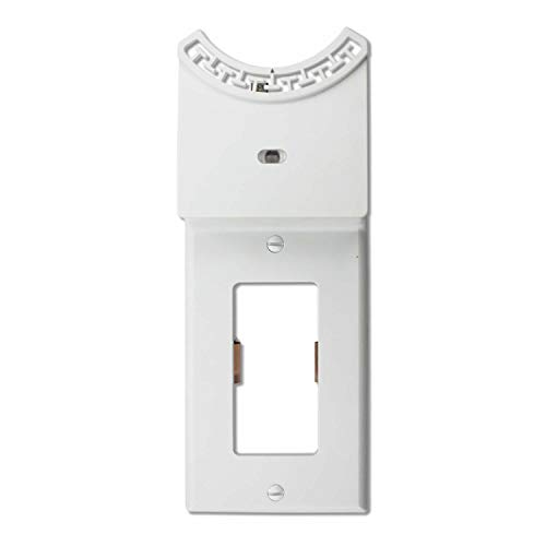 uxcell 2-Port Dual USB Wall Plate Charger Outlet Mount Socket Face Plate Cover Panel 86 Type