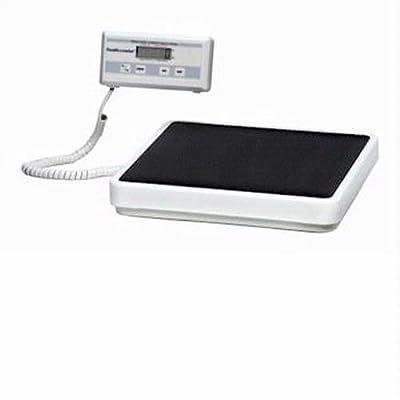 Health o meter® Professional 349KLX Digital Floor Medical Scale, 400 lb / 180 kg Capacity