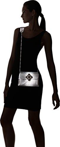 Lollipops Alesia Shoulder - Shoppers y bolsos de hombro Mujer Plateado (Silver)