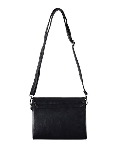 Handbag Banned Cross Cross Banned Handbag Black Black aXgq0U