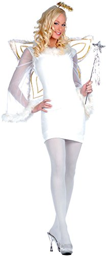 ToBeInStyle Women's Angel Costume Wings - (Adult Coatumes)