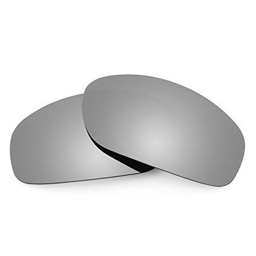 Verres de rechange pour Bolle Anaconda — Plusieurs options Polarisés Elite Titanium MirrorShield®