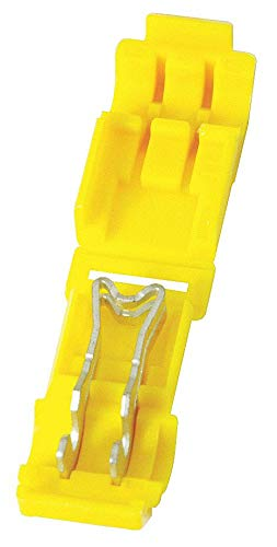 Displacement Connector, 12 AWG, PK50