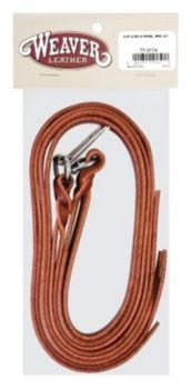 Weaver Leather Saddle Strings with Clip (Leather Saddle Weaver)