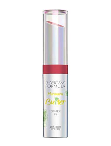 Physicians Formula Spf 15 Murumuru Butter Lip Cream, Pinkini, 1 Tube