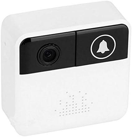 Big Shark スマートドアベルビデオドアベル、WiFiのスマートワイヤレスドアベル720P HDセキュリティホームカメラリアルタイムビデオおよび双方向トーク