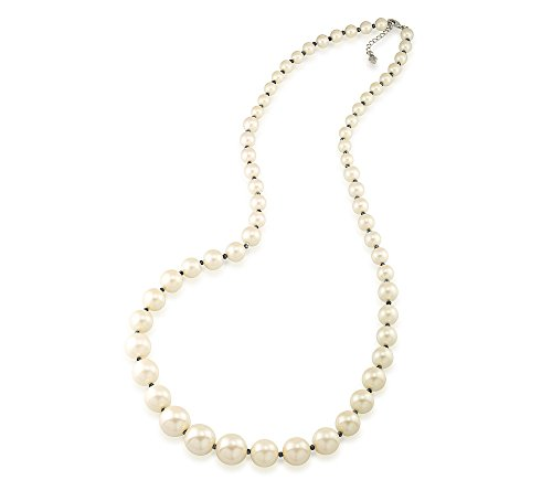 Graduated Faux Pearl Necklace (Carolee Faux Pearl Graduated Necklace)
