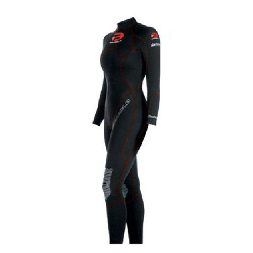 (Pinnacle Cruiser 5mm Womens Wetsuit (Medium Short))