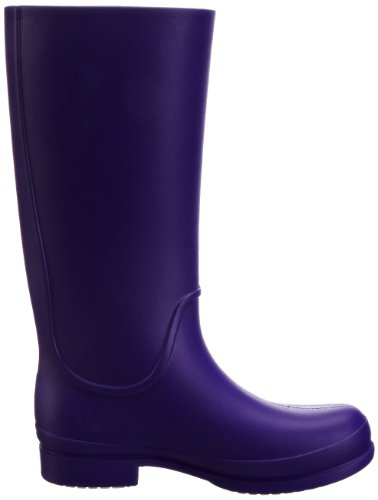 Oyster Purple Ultraviolet Wellie Women's Crocs Boots Rain cwxnTZqxa
