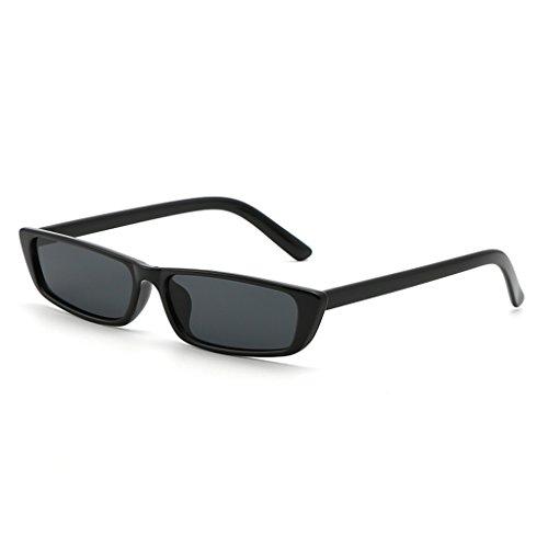 Moda De Masculina Conducción De Gafas Sol WANGXIAOLIN Para Color Gris Negro De Gafas De Hombres Sol qpPaY