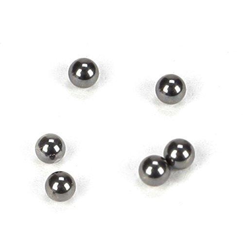 Tungsten Carbide Diff Balls, 2mm (6) by Team ()
