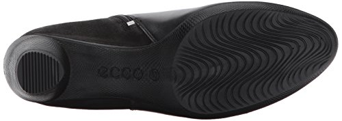 Donna black Ecco 45 51052 Schwarz Stivali Sculptured qfata1O
