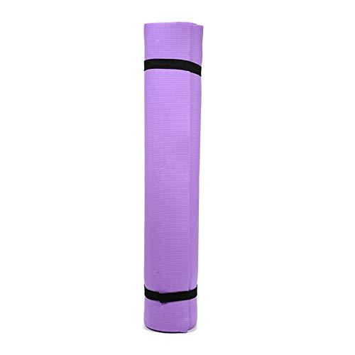 YOOMAT 4MM TPE Non-Slip Yoga Mats For Fitness Tasteless ...