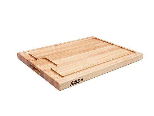 John Boos Au Jus Maple Board 20 x 15 x 1.5