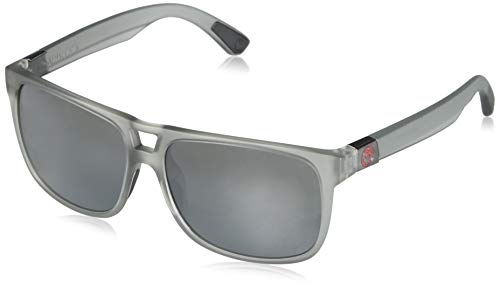 Dragon Alliance Roadblock Sunglasses, Matte Smoke/Silver ()