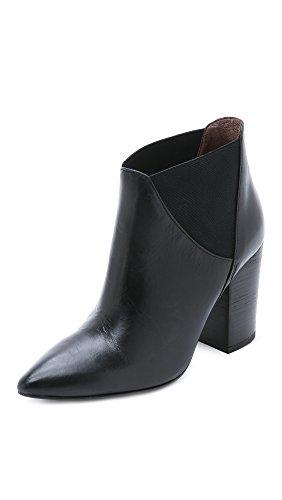 H by Hudson Women's Crispin Booties, Black, 41 EU (11 B(M) US Women)