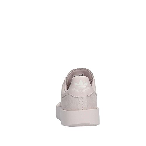 Gymnastikschuhe Bold Grey Damen W adidas Stan Pulver White Smith wXgxCUq