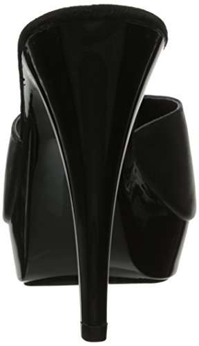 2 Uk Eu Fabulicious 35 blk 501l Size Blk Leather Cocktail nHZOY1q0