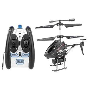GYRO Metal Nano Spy Copter Camera 3.5CH Electric IR RTF RC Helicopter