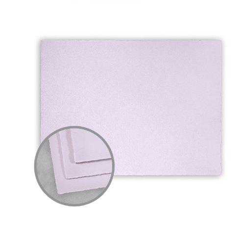 - Arturo Lavender Flat Cards - Arturo Small Reply Single (5.12 x 3.35) 96 lb Cover Felt 100 per Box