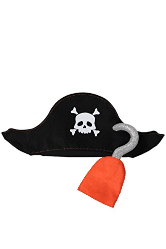 [Cotton On Kids Costume Accessories Pirate Size OSFA] (Pirate Clothing And Accessories)