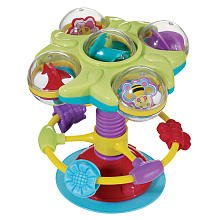 Earlyears Spin-tacular Play Center, Baby & Kids Zone