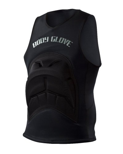Body Glove Wetsuit Co Mens Chest Wedge and Paddle Aid , Black, - Glove Medium Wetsuits