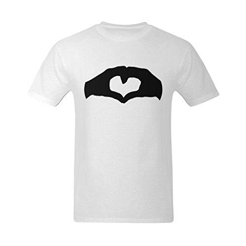 Dream-House Men's Unconditional Love-Mother'sDay-design T-Shirt - Emotion T Shirt US Size 7