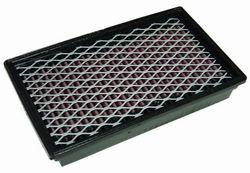 K&N ENGINEERING 33-2127 Air Filter; Panel; H-1.813 in.; L-6.5 in.; W-11.25 in.;