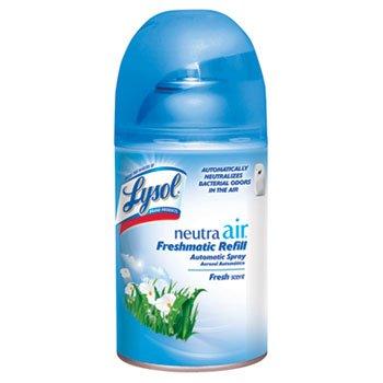 Lysol Brand Refill, Fresh Scent, Aerosol, 6.2 oz ()