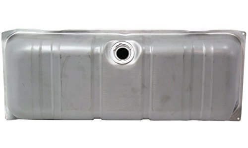 Chevy Impala Fuel Tank (Evan-Fischer EVA13272037064 Fuel Tank for Chevy Bel Air 61-64 Steel Silver 20 Gallons/76 Liters 38-1/4 X 15-1/8 X 11-1/8 In. W/ Lock Replaces OE# 3777685)
