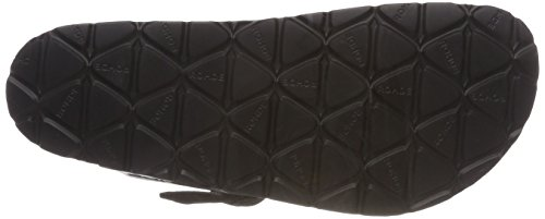 Black schwarz 90 Mules Rohde Women's Alba 5IxH54v