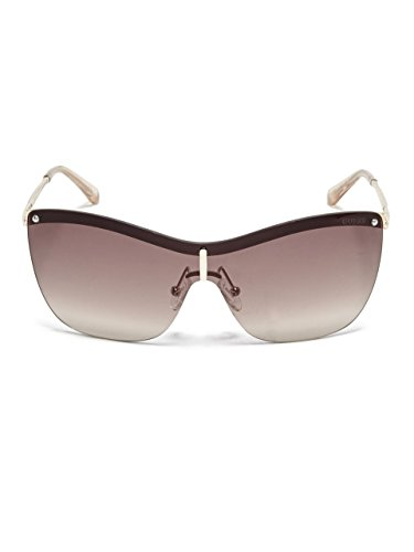 GUESS Women's Ashley Chain Shield - S Women Sunglasses Shield
