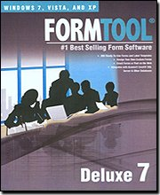 FormTool Deluxe 7 - Microsoft Office Forms Templates