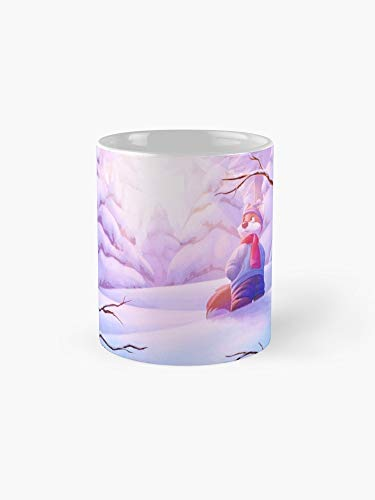 (Winter Wonderland Mug - 11oz Mug - Made from Ceramic)