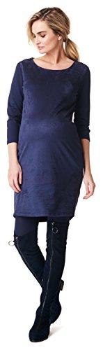 Krystel Damen Umstandsmode Blue Noppies Dark Kleid atwn5tq7f