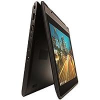 Lenovo 11.6 ThinkPad Yoga 11e Chromebook 20Du, 4 GB RAM, 16 GB SSD, Intel HD Graphics, Black (20DU000AUS)