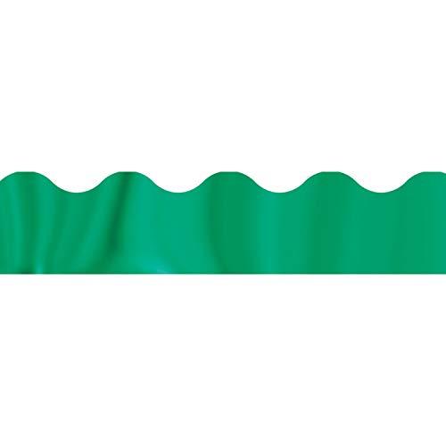 Trim Emerald - Trend Enterprises Inc. Emerald Metallic Terrific Trimmers, 32.5 ft