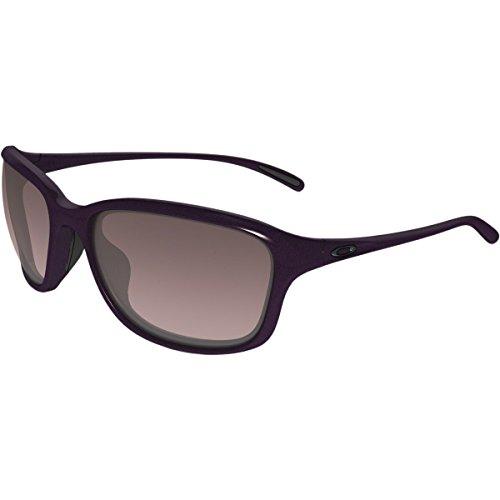 Oakley Women's She's Unstoppable Round Sunglasses, Raspberry Spritzer, 57 (Ladies Oakley Sunglasses)
