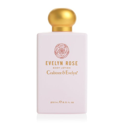 Crabtree & Evelyn Body Lotion, 8.5 fl. oz. - Evening Primrose Rose Body Lotion
