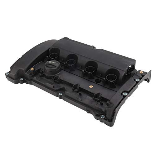 Part Camshaft Number - Monllack Engine Valve Cover,Durable Camshaft Rocker Cover Professional Engine Valve Cover for Mini for Cooper Part Number 11127646555 Car Engines Parts