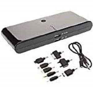 30000mAh Mobile Power Bank external battery for iPhone iPad, Samsung Galaxy