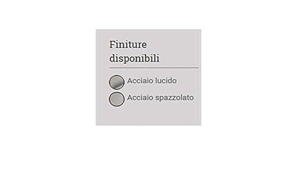 Fantini MilanoSlim Easy columna de ducha H002-Acero Satinado ...