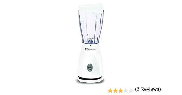 Maxi-Matic Elite Cuisine EPB-2570W Batidora de vaso 0.4L ...